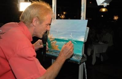 Dom le  peintre minute