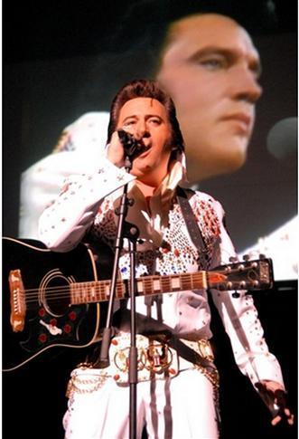 Sosie  Elvis Presley