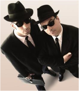 Sosies des Blues Brothers