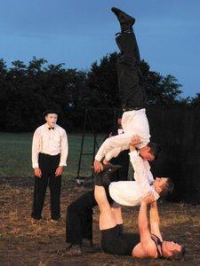 Le cirque Zampano